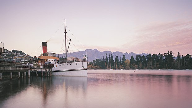 TSS Earnslaw Vintage Steamship, Queenstown
