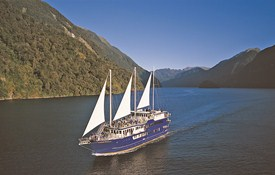 Doubtful Sound Overnight Cruises