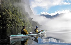 Doubtful Sound Overnighter -  Sea Kayaking