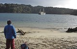 Stewart Island is a wonderful destination to explore by boat