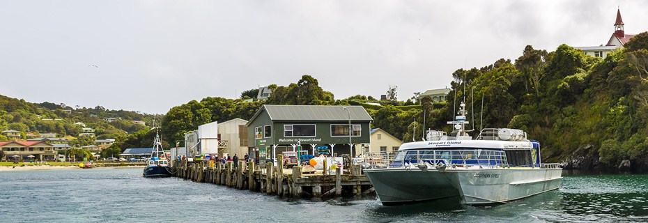 Stewart Island Experience ferry services-171A9381-2