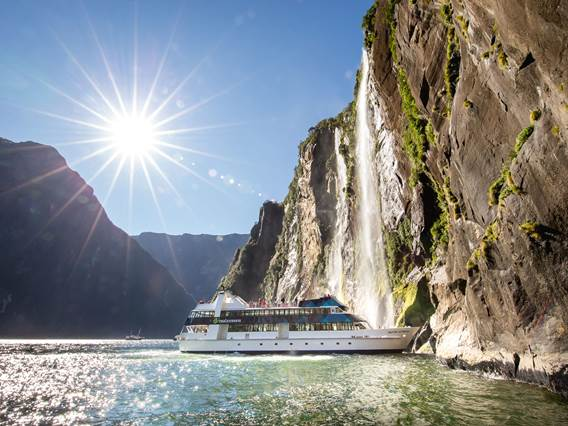 Milford Sound day tours