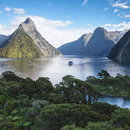 Milford Sound Cruises & Tours | Real Journeys