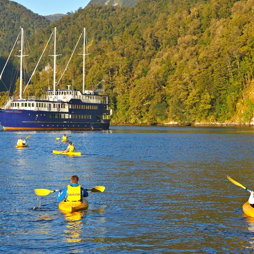 4728 Doubtful Sound Overnight Cruises